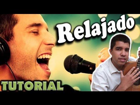 Aprender a cantar relaxado